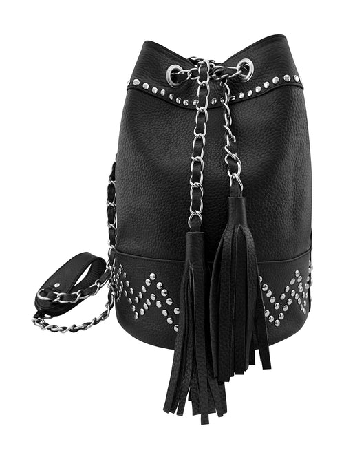 BABE TOWN LEATHER BAG