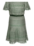 CHASE ME DRESS - Little Joe Woman by Gail Elliott E-Boutique  - 3