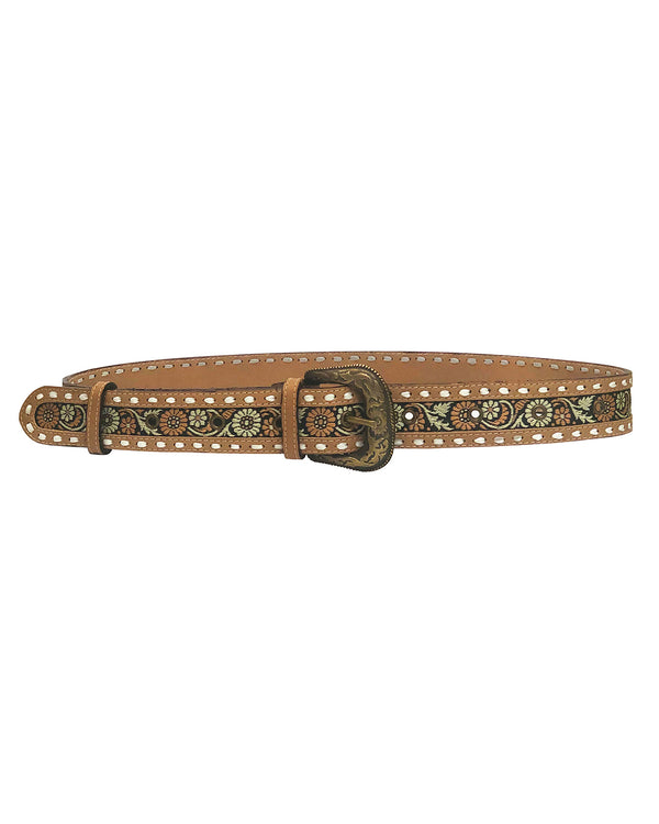 CHEYENNE FLOWER BELT