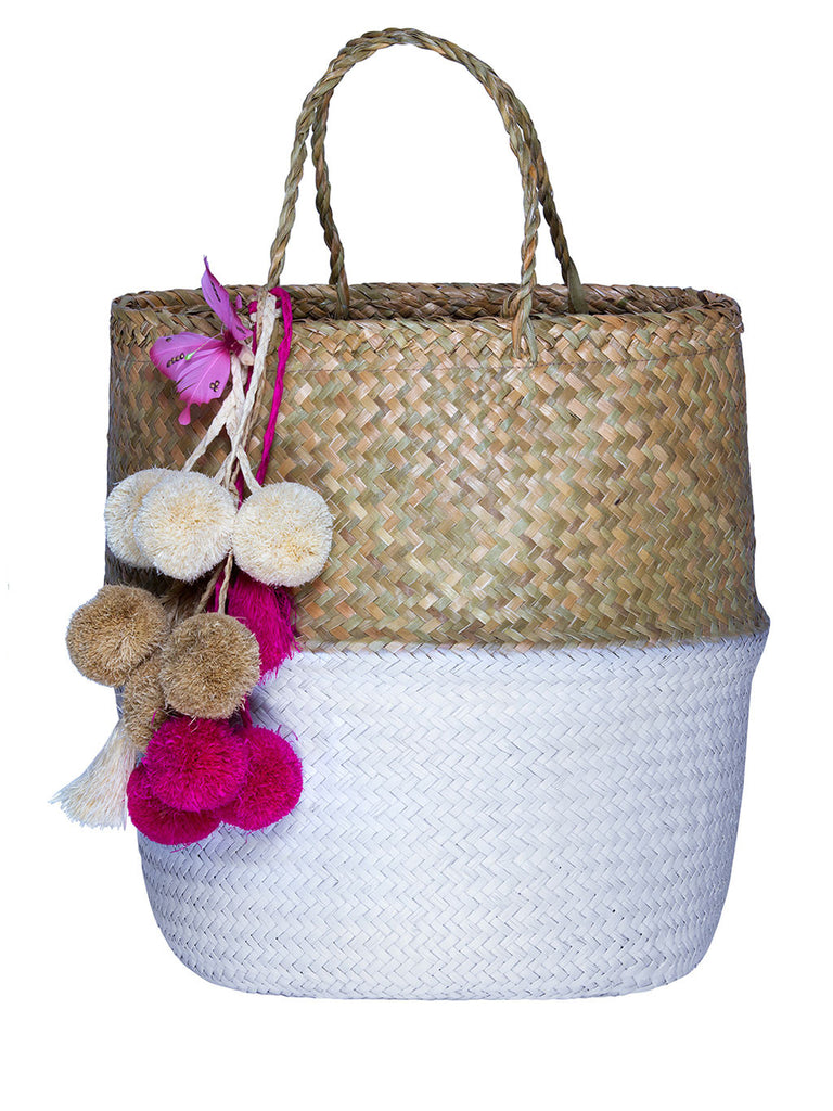 DAY TRIPPER BEACH BAG - Little Joe Woman by Gail Elliott E-Boutique  - 1