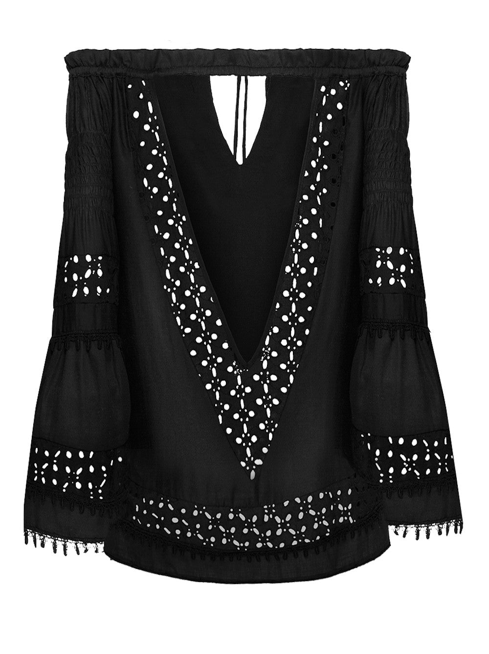 FEEL THE HEAT BLOUSE