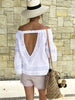 FEEL THE HEAT BLOUSE - Little Joe Woman by Gail Elliott E-Boutique  - 4