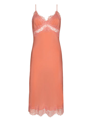 SOAK UP THE SUN SILK DRESS