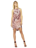 CAPRI PRINTED DRESS - Little Joe Woman by Gail Elliott E-Boutique  - 1