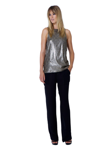 ECLIPSE SEQUIN TANK