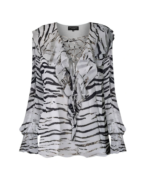 CANYON LANDS BLOUSE