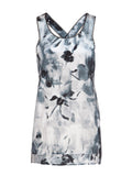 CAT & THE FIDDLE SILK TANK - Little Joe Woman by Gail Elliott E-Boutique  - 2