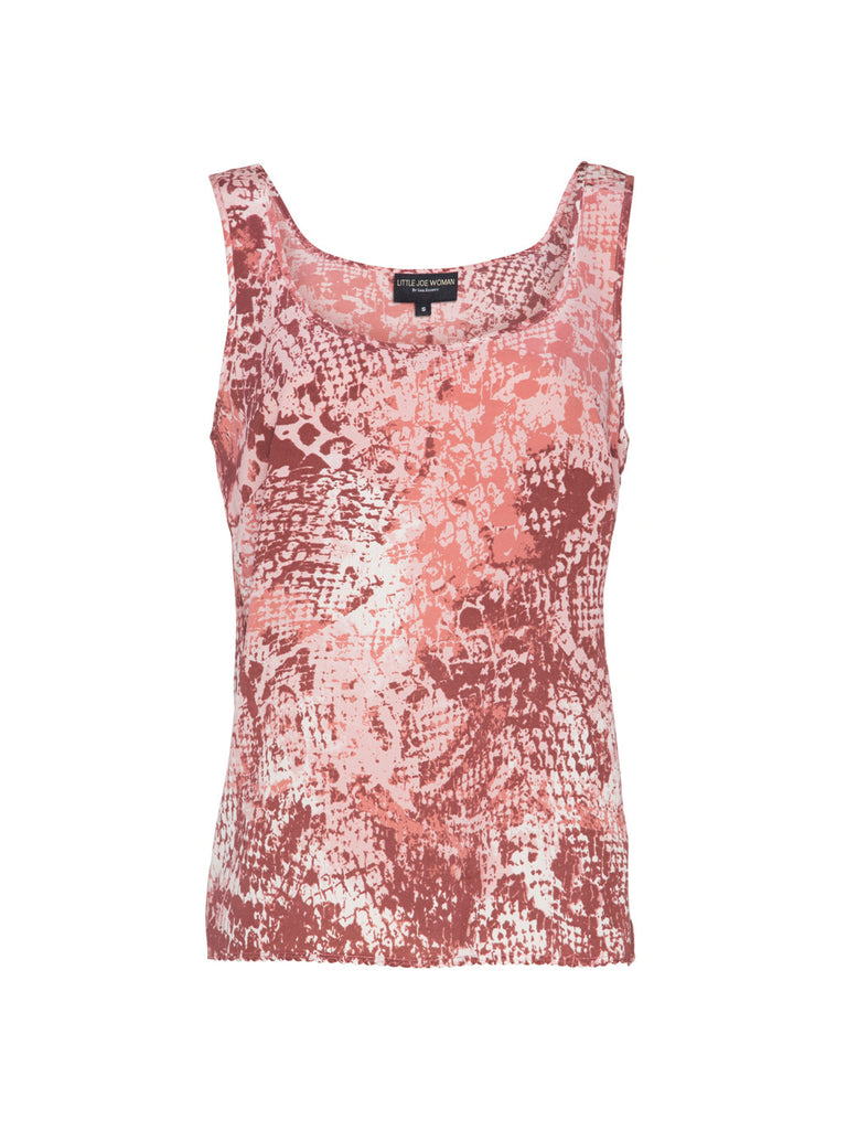 MALTE PRINTED CAMI - Little Joe Woman by Gail Elliott E-Boutique  - 2