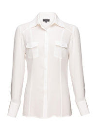 MY MARS SILK SHIRT - Little Joe Woman by Gail Elliott E-Boutique  - 1
