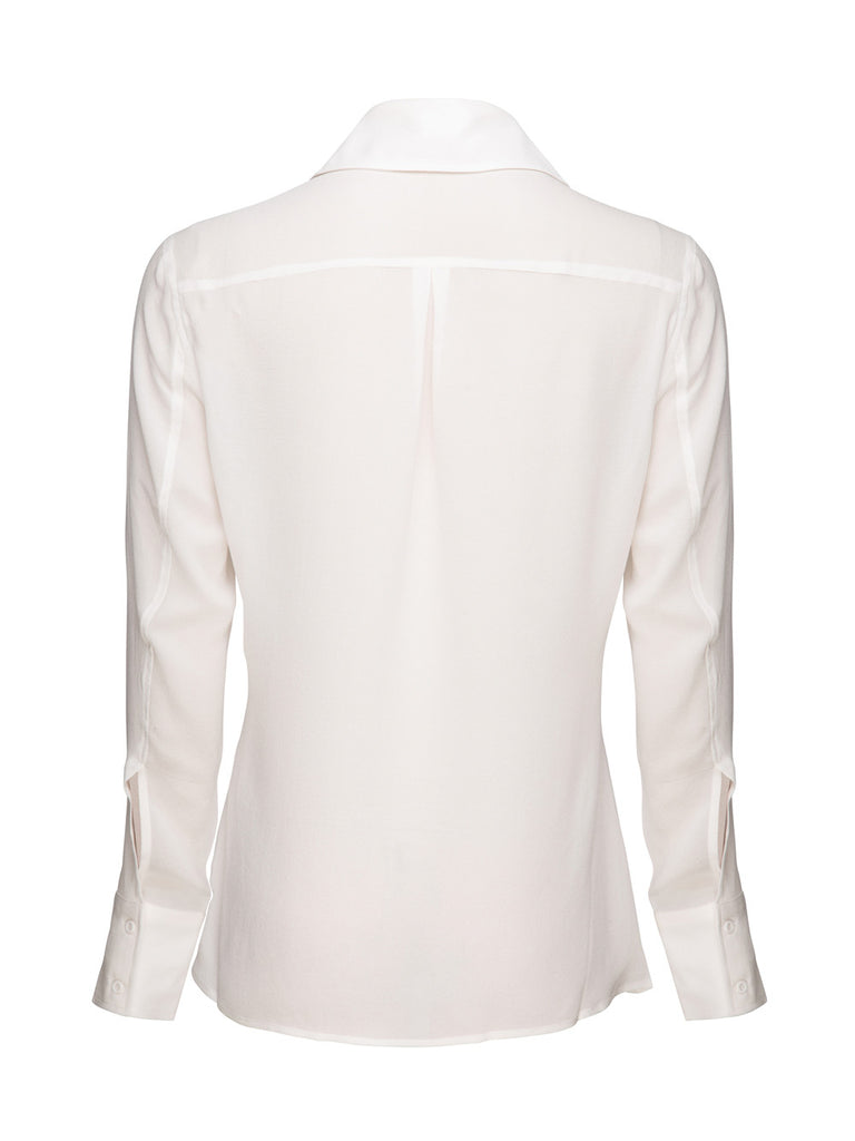 MY MARS SILK SHIRT - Little Joe Woman by Gail Elliott E-Boutique  - 6