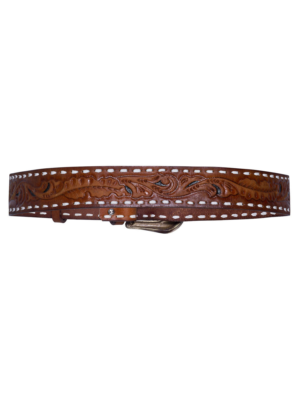 LOVE AFFAIR LEATHER BELT - Little Joe Woman by Gail Elliott E-Boutique  - 3