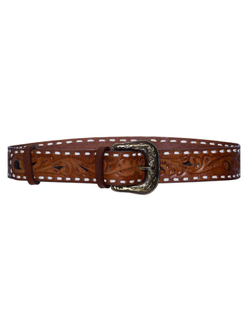 LOVE AFFAIR LEATHER BELT