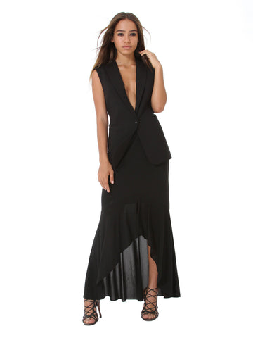 THESE NIGHTS MAXI SKIRT
