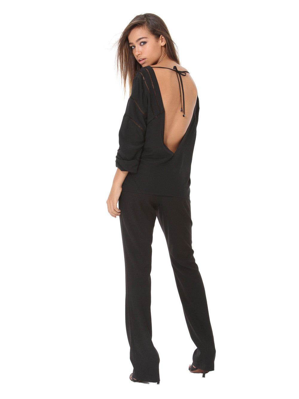 BORN TO RUN PANT - Little Joe Woman by Gail Elliott E-Boutique  - 4