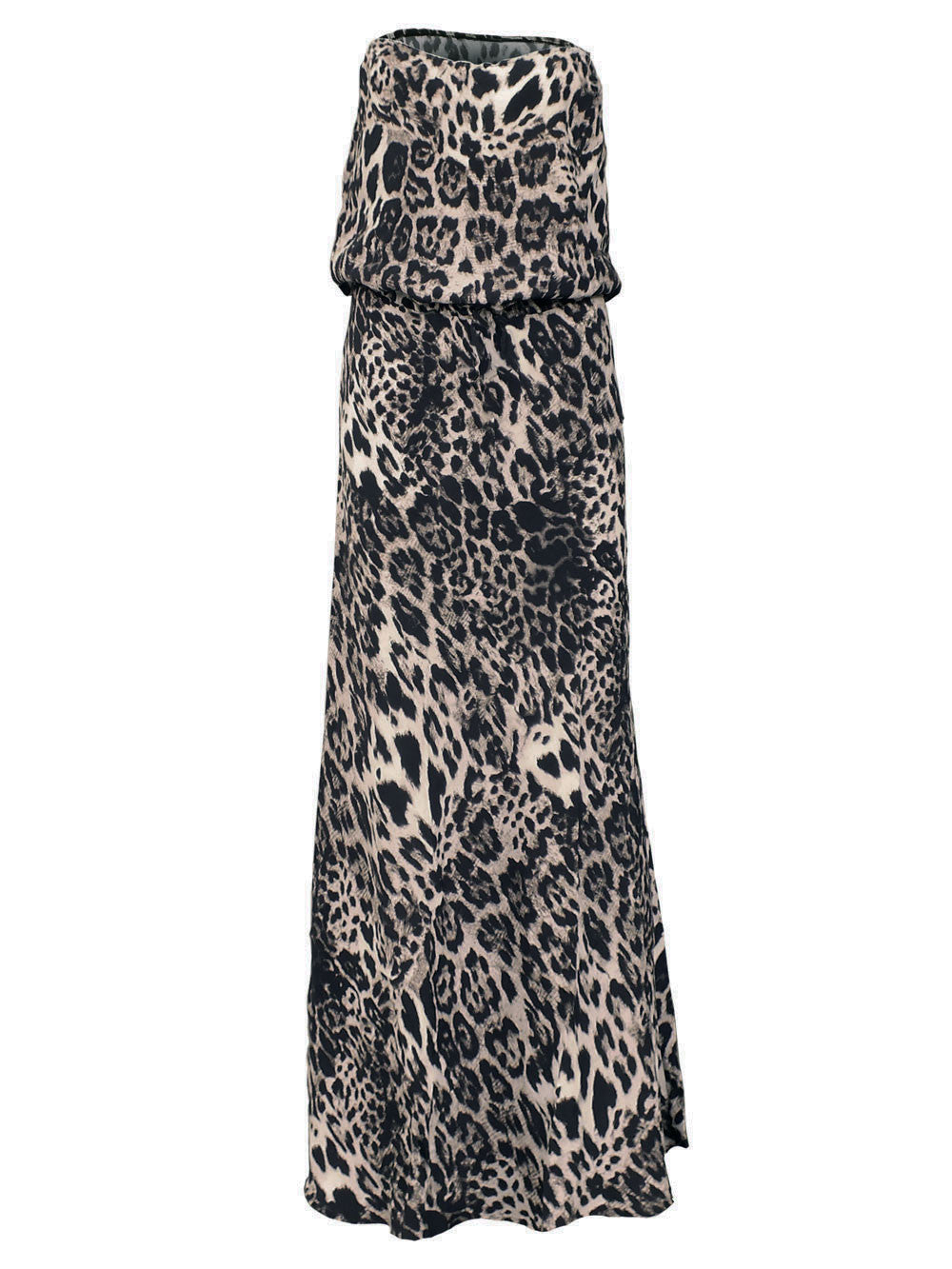 I'M A STAR LEOPARD PRINT DRESS - Little Joe Woman by Gail Elliott E-Boutique  - 4