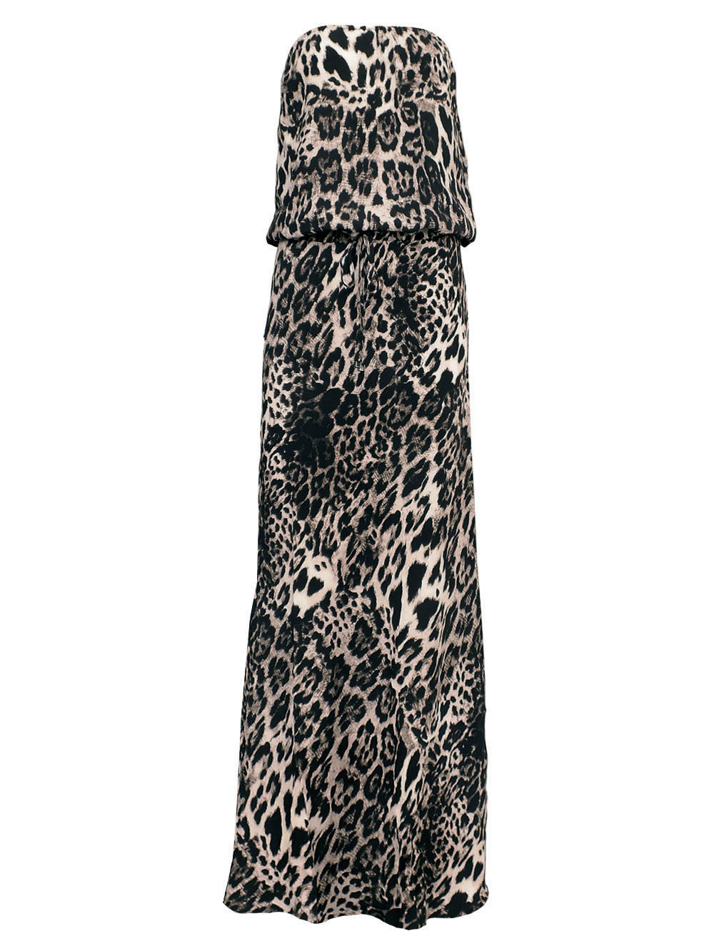 I'M A STAR LEOPARD PRINT DRESS - Little Joe Woman by Gail Elliott E-Boutique  - 1