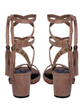 ASPEN SANDALS - Little Joe Woman by Gail Elliott E-Boutique  - 3