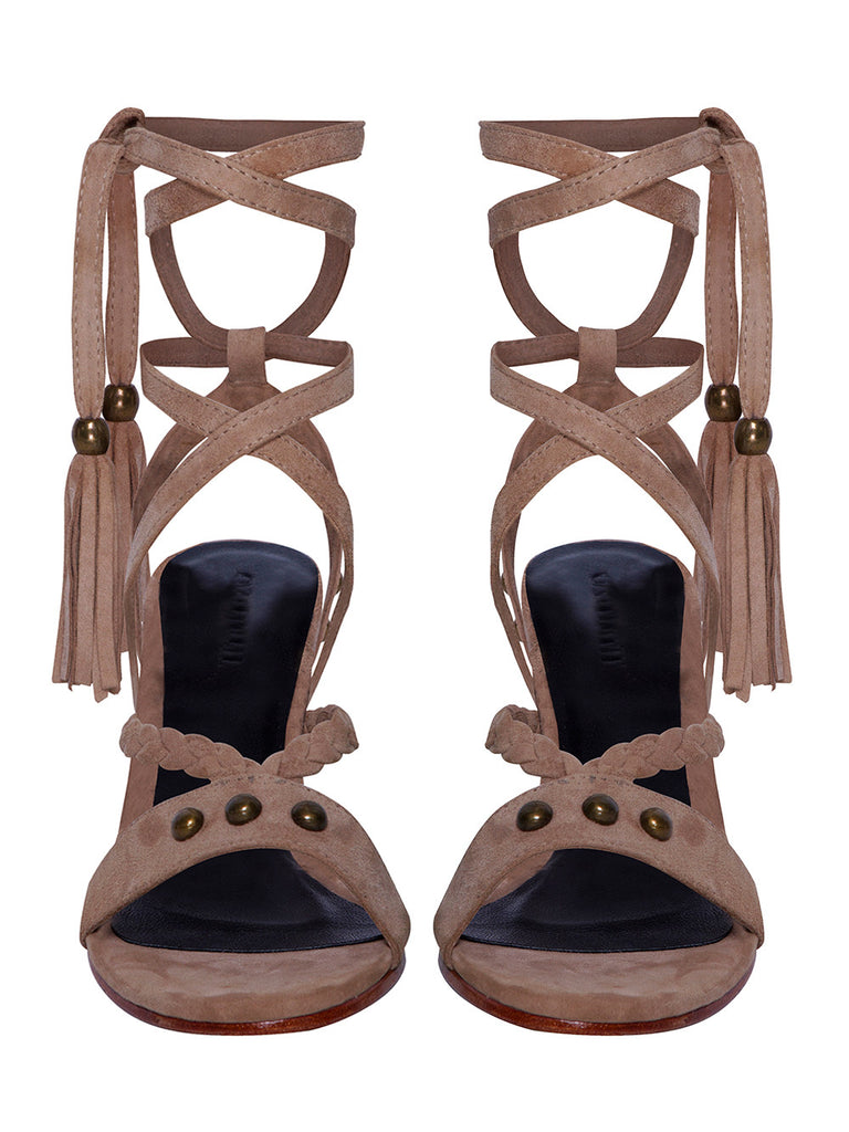 ASPEN SANDALS - Little Joe Woman by Gail Elliott E-Boutique  - 4