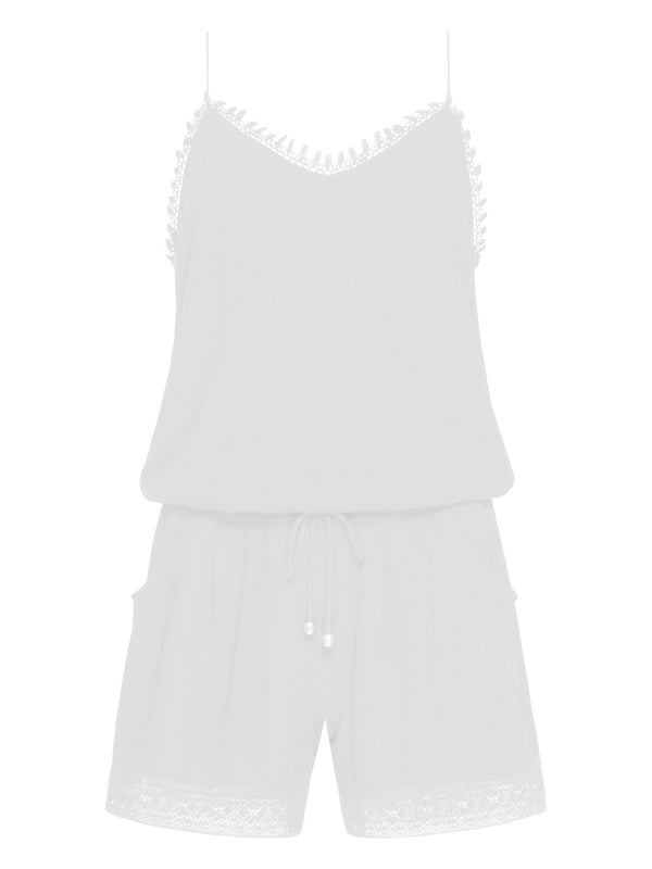 LET'S GO PLAYSUIT - Little Joe Woman by Gail Elliott E-Boutique  - 1