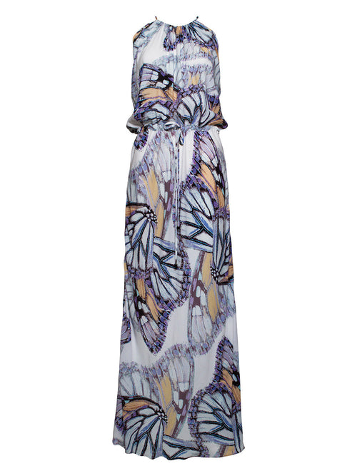 RUNAWAY BUTTERFLY MAXI DRESS - Little Joe Woman by Gail Elliott E-Boutique  - 1