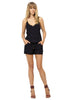 CRUISER SILK PLAYSUIT - Little Joe Woman by Gail Elliott E-Boutique  - 2