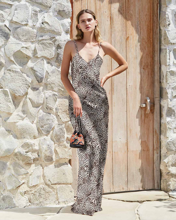 MYSTERIOUS WAYS MAXI DRESS