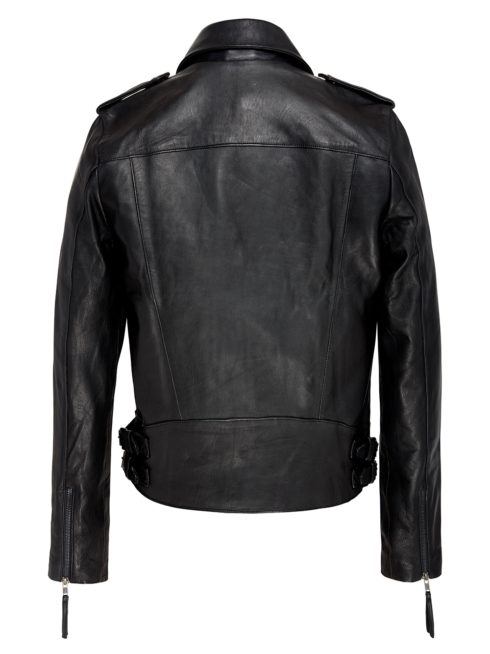 CRAZY YOU LEATHER JACKET