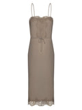 SEEKER SLIP DRESS - Little Joe Woman by Gail Elliott E-Boutique  - 1