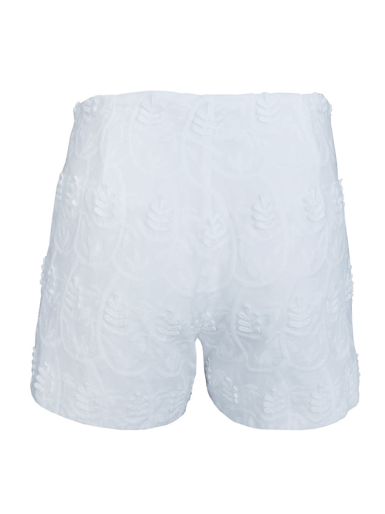 BIRCH SHORTS - Little Joe Woman by Gail Elliott E-Boutique  - 4