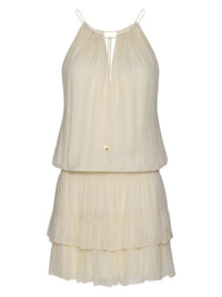 SOAK UP THE SUN SILK DRESS - Little Joe Woman by Gail Elliott E-Boutique  - 1