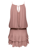 SOAK UP THE SUN DRESS ANTIQUE ROSE