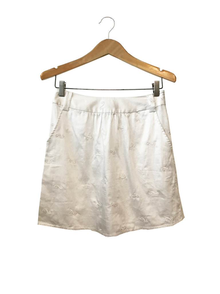 SHARE ALARM SKIRT