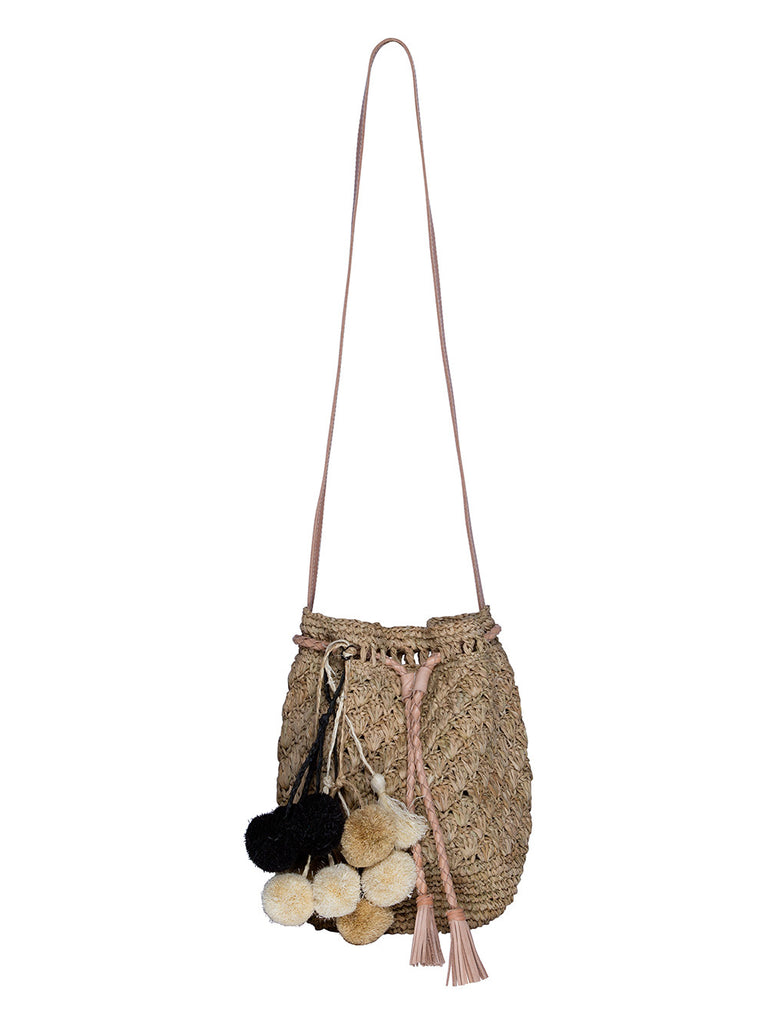 FIFTY FIVE BUCKET BAG - Little Joe Woman by Gail Elliott E-Boutique  - 1