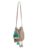 FIFTY FIVE BUCKET BAG - Little Joe Woman by Gail Elliott E-Boutique  - 2