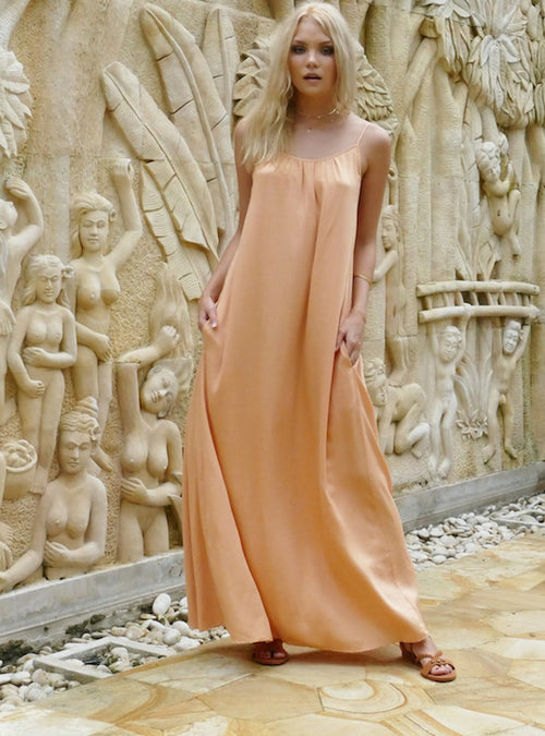 TOO BEAUTIFUL MAXI DRESS
