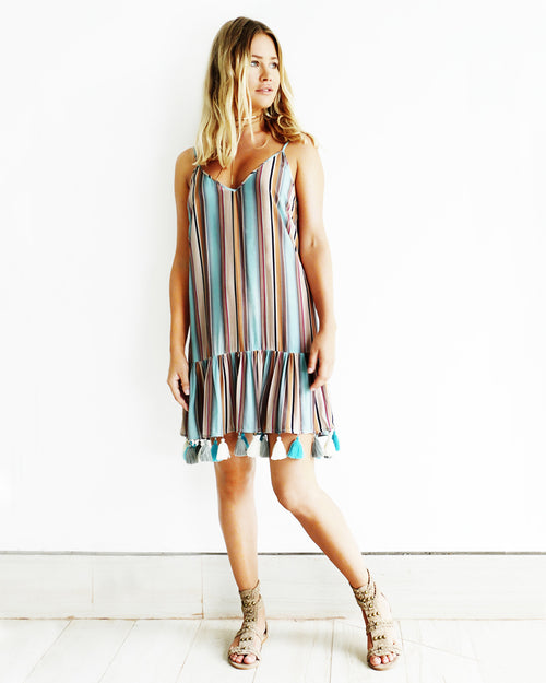 TRIBES OF TEXAS DRESS