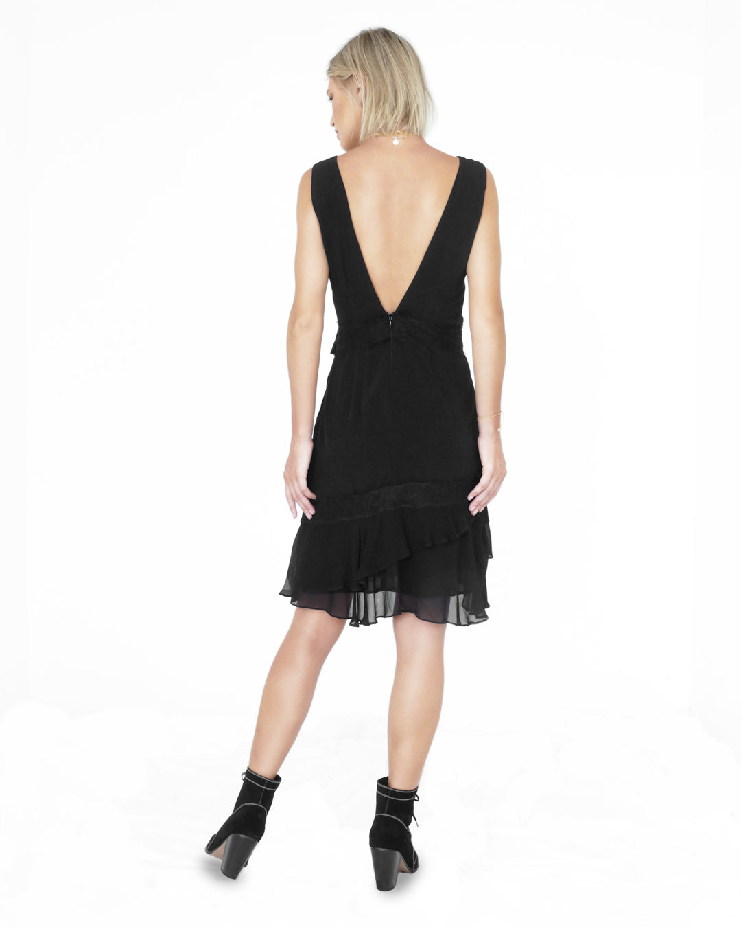WINSLOW DRESS BLACK