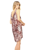 CAPRI PRINTED DRESS - Little Joe Woman by Gail Elliott E-Boutique  - 3