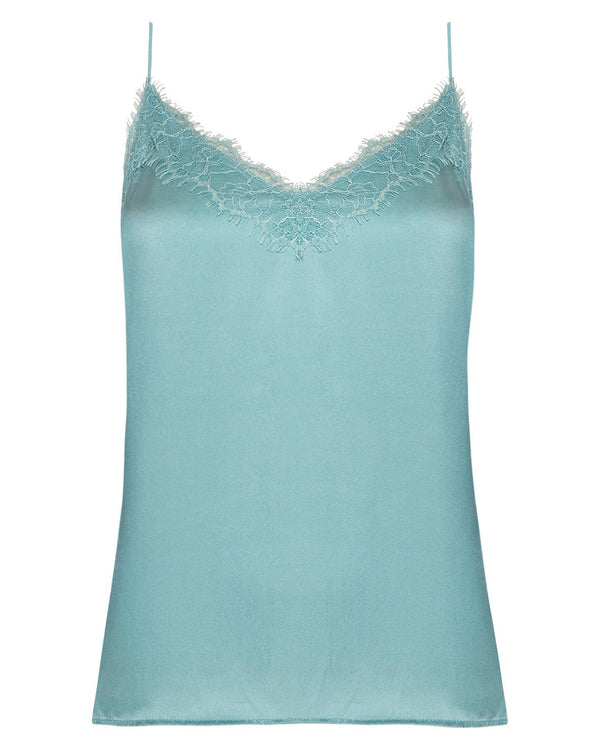 GIRL TALK SILK CAMISOLE
