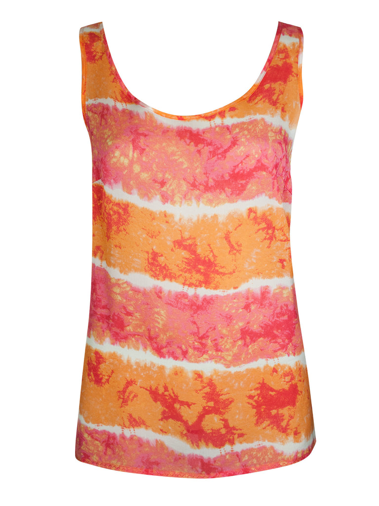 Grand Escape Silk Tank - Little Joe Woman by Gail Elliott E-Boutique
