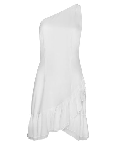 SEEKER SILK SLIP DRESS