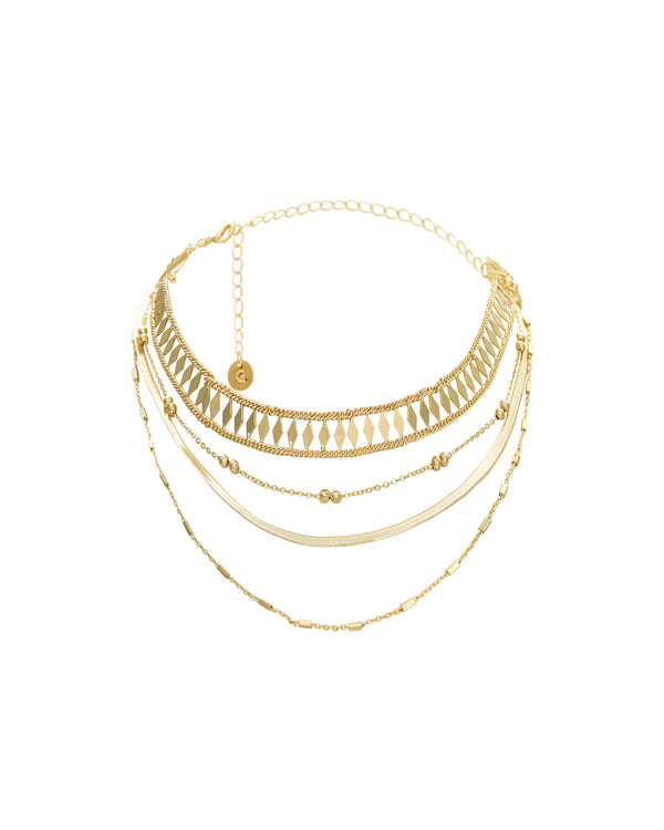 KISSED FOREVER CHOKER