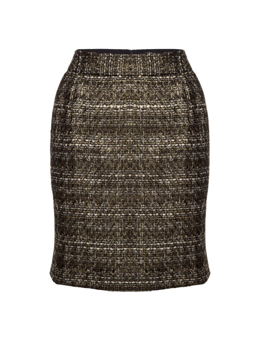 We Have Lingered Boucle Skirt - Little Joe Woman by Gail Elliott E-Boutique  - 1
