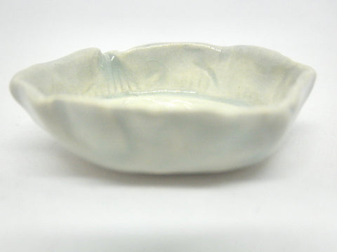 Miniature ceramic bowl Celadon