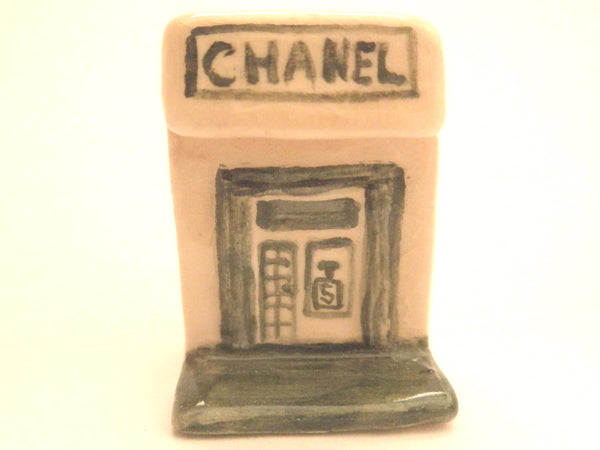 Ceramic French cottage - Chanel shop