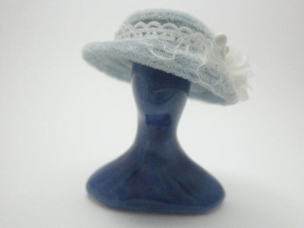 Miniature Hat stand - navy blue