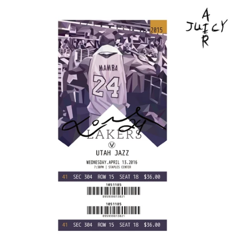 NBA Player Series - Demar Derozan - Size 7