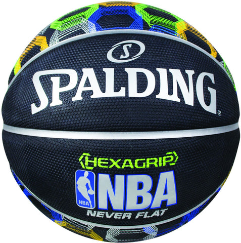 NBA Hexagrip Soft Grip Neverflat - Sz7
