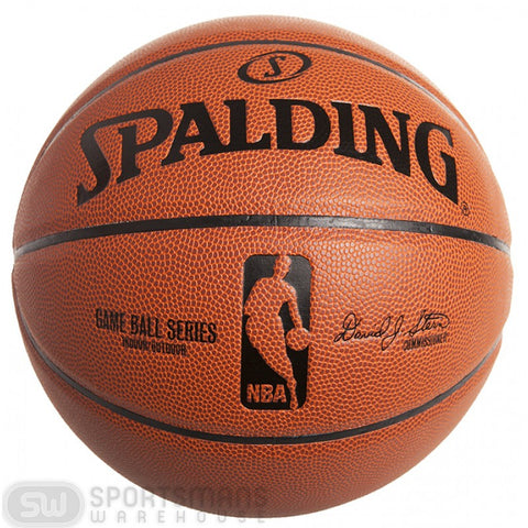 NBA Offocial Size 7 Game Ball Series Composite