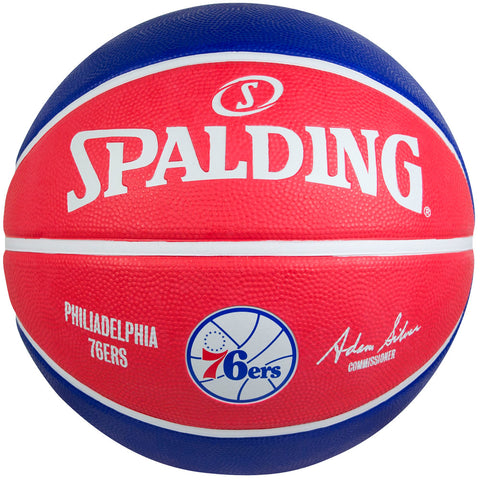 NBA Team Series - PHILLY 76ers - Size 7
